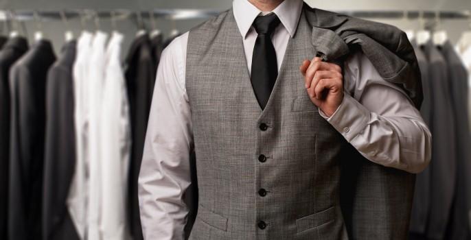 , A férfi ruhatár alapdarabja: A tökéletes öltöny